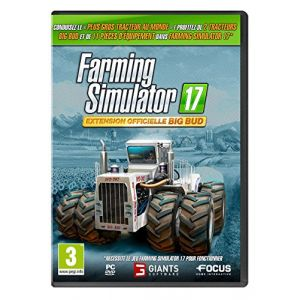 Farming Simulator 17 - extension officielle Big Bud [PC]