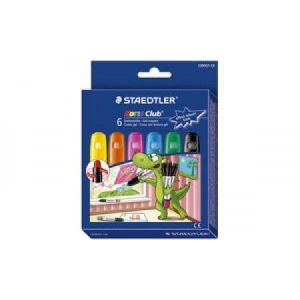 "Staedtler Crayon gel Noris Club ""Effect Color Basic"""