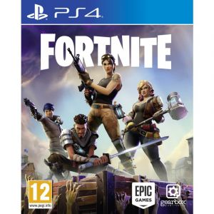 Fortnite sur PS4