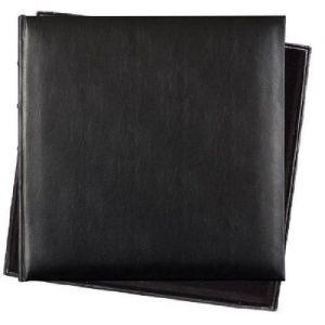 Album photo en coffret 60 pages - 36x36 cm - Noir - Album photo - Traditionnel - en coffret - 60 pages - 36x36 cm - Synthétique noir