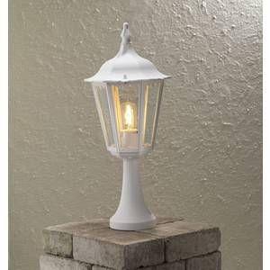 Konstsmide FIRENZE 7214 Lampadaire extérieur Blanc