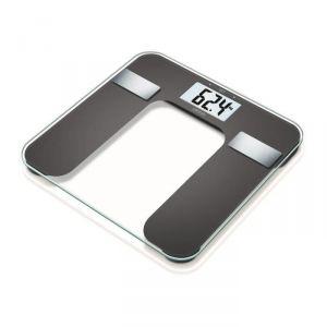 Sanitas SBF 08 - Pèse-personne impédencemetre en verre