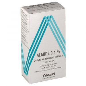 Alcon Almide - 8 ml COLLYRE