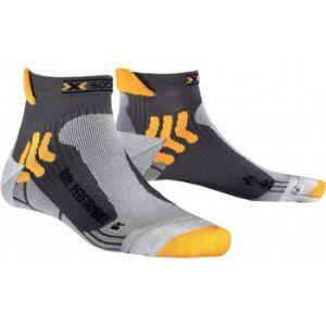 X-Socks Sidas Run Performance Chaussettes Homme Noir 39-41