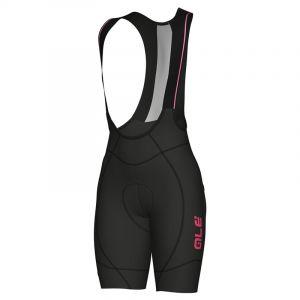 Alé Cycling PRR 2.0 Agonista 2 - Cuissard court Femme - rose/noir L Shorts près du corps