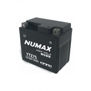 Numax Batterie moto Premium AGM YTZ7S 12V 6Ah 130A