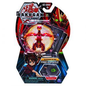Bakugan PACK 1 ULTRA - Mocèle aléatoire