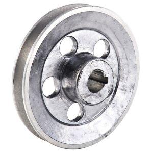 Ribitech PRP19/120 - Poulie diam 120 mm pour moteur électrique