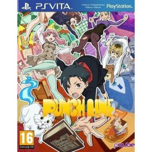 Punch Line [PS Vita]