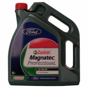 Castrol MAGNATEC Professional A5 5W-30 5 Litres Jerrycans