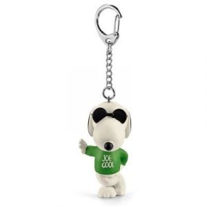 Schleich 22036 - Porte-clés Snoopy Joe Cool
