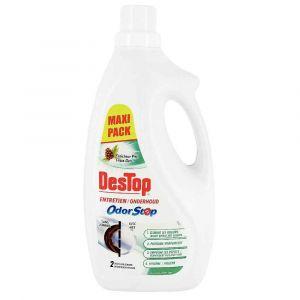 Destop Entretient canalisation odorstop - Bidon de 2 Litres
