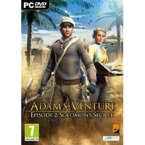 Adam's Venture : Episode 2 : Solomon's Secret [PC]