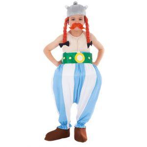 Chaks Déguisement - Costume Licence Obélix 5 Pièces, Boys, CS805300/104, 104 cm