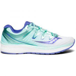 Saucony Triumph Iso 4, Chaussures de Running Femme, Blanc