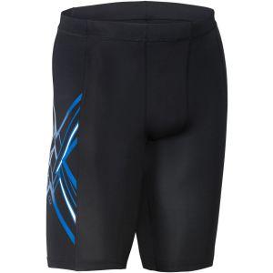 2XU ICE X Compression - Vêtement course à pied Homme - bleu/noir XL Pantalons course à pied