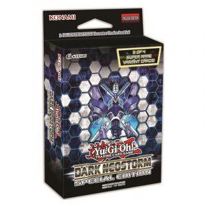 Konami Jeu de cartes YU-GI-OH! Néotempête des ténèbres Edition Spéciale