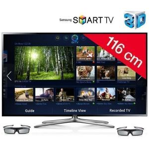 Samsung UE46F6400 - Téléviseur LED 3D 116 cm
