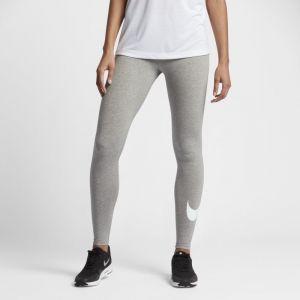 Nike Tight Swoosh Sportswear pour Femme - Gris - Taille L - FeHomme