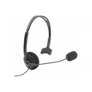 Dacomex 059800 - Casque téléphonique monaural avec micro