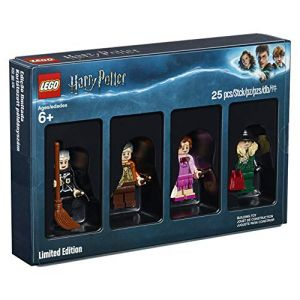 Lego Minifigures - Coffret x4 Figurines Collector Harry Potter
