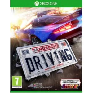 Jeu Xbox One Dangerous Driving [XBOX One]
