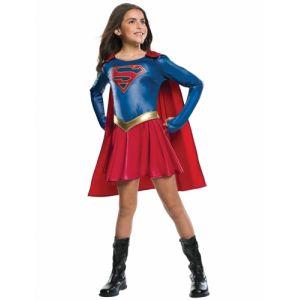 Rubie's Cost e de super ros de Officiel Supergirl Série TV Taille S