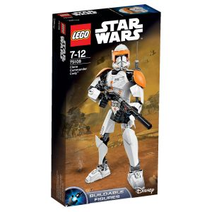 Image de Lego 75108 - Star Wars : Commandant Clone Cody