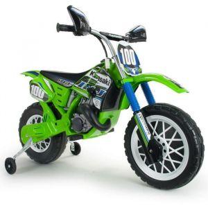 Injusa Moto cross Kawasaki 6V