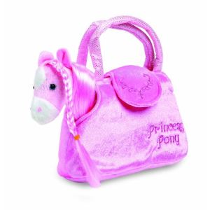 "Legler 4144 - Poney avec sac ""Paulina"""