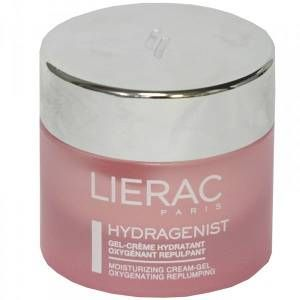 Lierac Hydragenist - Gel-crème hydratant oxygénant et repulpant