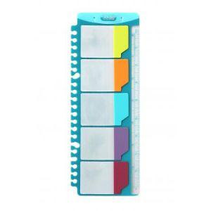 Elba 400014016 - Pack de 25 onglets adhésifs