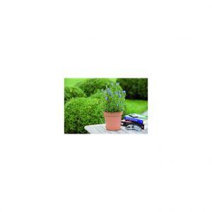 Elho Pot 17cm Green Basics coloris terre cuite