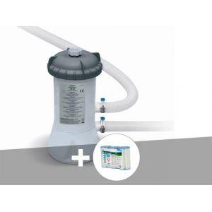 Intex Epurateur à cartouche 3,8 m³/h + 3 cartouches A