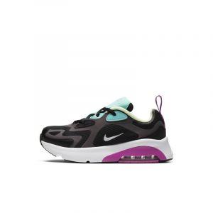 Nike Chaussure Air Max 200 enfant - Noir - Taille 35.5