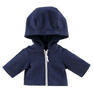 Corolle Sweat à capuche - Vêtement pour poupon 36 cm