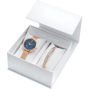 Pierre Lannier 390A968 - Coffret montre pour femme avec un bracelet