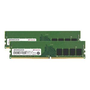 Transcend JetRam 16 Go (2 x 8 Go) DDR4 3200 MHz CL22 1Rx8