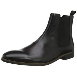 Clarks Boots STANFORD TOP - Couleur 40,41,42,43,44,45,46,42 1/2,47,41 1/2,44 1/2,39 1/2 - Taille Noir
