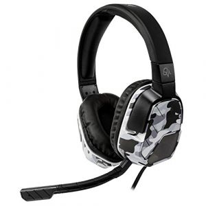 Afterglow LVL 5 Camo Casque gaming filaire