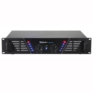 Ibiza Sound AMP-600 - Ampli de sonorisation 2x480W
