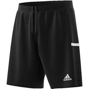 Adidas Short TEAM19 Knit Short Noir - Taille EU S,EU M,EU L,EU XL
