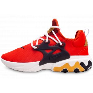 Nike Chaussure React Presto pour Homme - Rouge - Taille 45 - Male