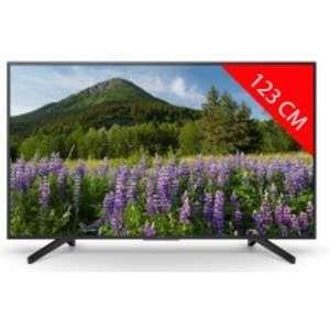 Sony KD49XF7005BAEP - TV LED 4K 123 cm