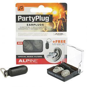 Alpine Bouchon d'oreilles PartyPlug 2015