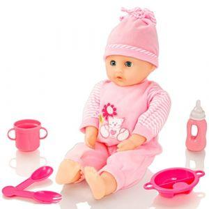 Lissi Dolls Lissi - Poupée 40 cm baby Bella
