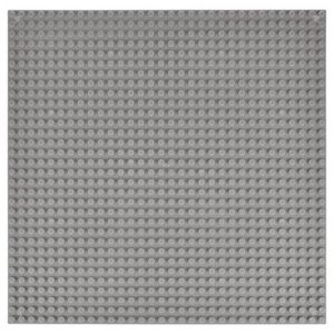 BanBao Base Plate Small Block Grey (8482)