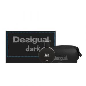 Desigual Dark - Coffret eau de toilette et trousse