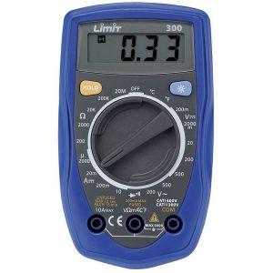 Limit LIMIT300 Multimètre digital