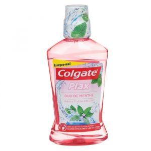Colgate Plax Duo de menthe - Bain de bouche 500 ml